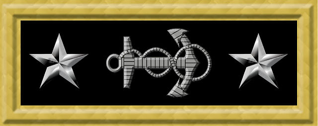 Rear Admiral (ONLY 1 Available)